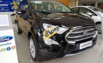 Xe mới giá xe cũ - Ford EcoSport Titanium đời 2019, màu đen, số tự động