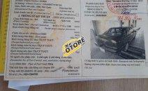 Cần bán gấp Daewoo Espero năm sản xuất 1996, màu xanh lam, nhập khẩu nguyên chiếc, giá 34tr