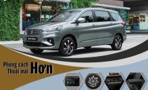 Cần bán xe Suzuki Ertiga GL đời 2021, nhập khẩu chính hãng, 499 triệu