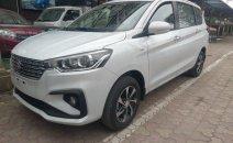 Bán ô tô Suzuki Ertiga GLX sản xuất 2020, màu trắng, nhập khẩu nguyên chiếc, 555tr