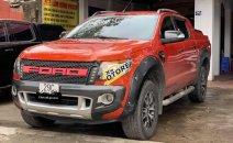 Cần bán xe Ford Ranger Wildtrak 3.2 đời 2015, màu đỏ, xe nhập