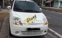 Xe Chevrolet Spark AT năm sản xuất 2008, màu trắng, giá tốt