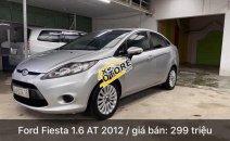 Cần bán Ford Fiesta AT đời 2012, xe nhập số tự động