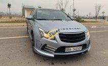 Cần bán gấp Daewoo Lacetti CDX 1.6 AT đời 2009, màu xanh lam, nhập khẩu