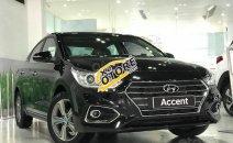 Hyundai Long An - Bán xe Hyundai Accent 1.4 MT đời 2020, màu đen, giá cạnh tranh