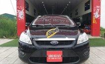 Bán ô tô Ford Focus 1.8AT năm sản xuất 2009, màu đen giá cạnh tranh