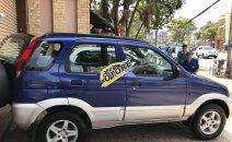 Bán xe Daihatsu Terios năm sản xuất 2005, màu xanh lam chính chủ