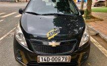Cần bán xe Chevrolet Spark Van 1.0AT năm 2012, màu đen, nhập khẩu Hàn Quốc số tự động, giá cạnh tranh
