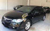 Cần bán Honda Civic 1.8 AT 2011, màu đen, nhập khẩu số tự động, giá 355tr