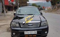 Cần bán Ford Escape đời 2008, màu đen, xe nhập