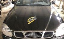 Cần bán xe Daewoo Leganza sản xuất năm 2002, màu đen, nhập khẩu giá cạnh tranh