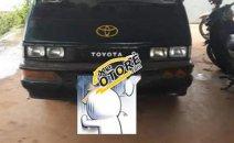 Cần bán lại xe Toyota Van đời 1990, màu xanh lam giá cạnh tranh