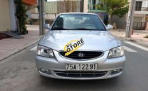 Bán Hyundai Verna AT đời 2009, xe nhập, 245 triệu