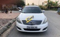 Bán xe Nissan Teana năm 2010, màu trắng, nhập khẩu nguyên chiếc, giá chỉ 398 triệu
