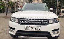 Bán xe LandRover Sport Sport HSE đời 2015, màu trắng, xe nhập