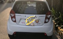 Cần bán xe Chevrolet Spark LTZ 2015, màu trắng chính chủ, giá 238tr
