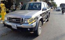 Bán xe Ford Ranger đời 2007, màu bạc, 200tr