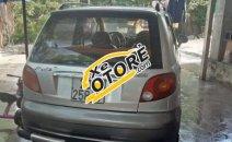 Bán xe cũ Daewoo Matiz SE đời 2008, màu bạc