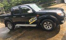 Cần bán Ford Ranger XLT 2.5L 4x4 MT 2010, màu đen, nhập khẩu, giá 320tr