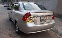 Bán xe Chevrolet Aveo đời 2015, màu bạc, xe nhập, giá 250tr