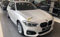 BMW Long Biên - Bán xe BMW 118i sản xuất năm 2020, màu trắng
