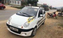 Cần bán gấp Daewoo Matiz đời 2005, màu trắng, xe nhập