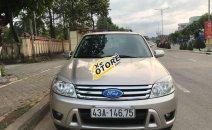 Cần bán Ford Escape đời 2009, màu vàng, 320tr