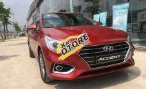 Hỗ trợ tối đa - Thủ tục nhanh gọn: Khi tậu Hyundai Accent 1.4 MT đời 2020, màu đỏ