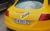 Bán Audi TT đời 2007, màu vàng, nhập khẩu nguyên chiếc
