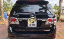 Cần bán gấp Toyota Fortuner đời 2012, màu đen chính chủ, 570 triệu