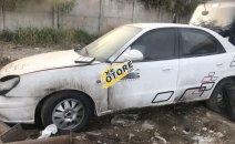 Cần bán xe Daewoo Nubira 2001, xe mới hết đăng kiểm tháng 1
