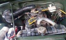 Bán Jeep CJ 1975, nhập khẩu nguyên chiếc
