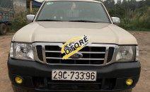 Cần bán xe Ford Ranger đời 2005, xe nhập, giá 165tr
