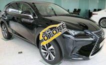 Bán xe hạng sang - Chính hãng 100%: Lexus NX 300 sản xuất 2020, màu đen