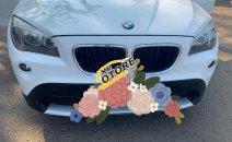 Bán xe BMW X1 sản xuất 2010, màu trắng, xe nhập xe gia đình, giá chỉ 509 triệu