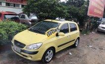 Cần bán lại xe Hyundai Click đời 2010, màu vàng, nhập khẩu