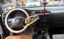 Bán Nissan Patrol đời 2002, màu đen, nhập khẩu