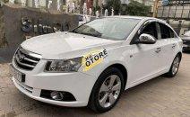 Cần bán Daewoo Lacetti CDX sản xuất năm 2010, màu trắng, nhập khẩu số tự động, giá chỉ 285 triệu
