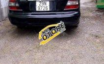 Cần bán gấp Daewoo Leganza đời 2002, màu đen, giá tốt