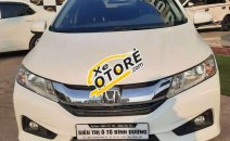 Cần bán gấp Honda City 1.5AT đời 2016, màu trắng, giá 455tr