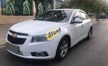 Bán ô tô Chevrolet Cruze 1.8LTZ đời 2011, màu trắng số tự động