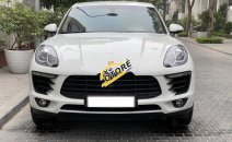 Bán Porsche Macan AT sản xuất năm 2015, màu trắng, nhập khẩu nguyên chiếc số tự động