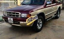 Cần bán lại xe Ford Ranger sản xuất năm 2002, màu đỏ giá cạnh tranh