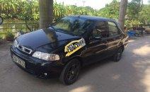 Cần bán xe Fiat Albea sản xuất năm 2004, màu đen xe gia đình