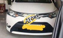Cần bán xe Toyota Vios sản xuất 2017, màu trắng như mới, giá tốt
