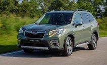 Mua xe trả góp lãi suất thấp - Giao xe nhanh tận nhà với chiếc Subaru Forester Eyesight, đời 2020