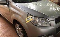 Cần bán Chevrolet Aveo năm sản xuất 2015, màu bạc, xe nhập