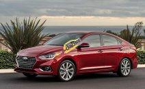 Phiên bản tiêu chuẩn của Hyundai Accent, đời 2020, màu đỏ, bán giá tốt