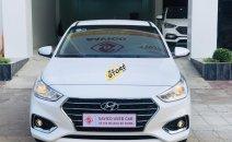 Bán Hyundai Accent 1.4MT đời 2018, màu trắng, giá chỉ 460 triệu