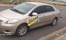 Cần bán gấp Toyota Vios sản xuất năm 2014